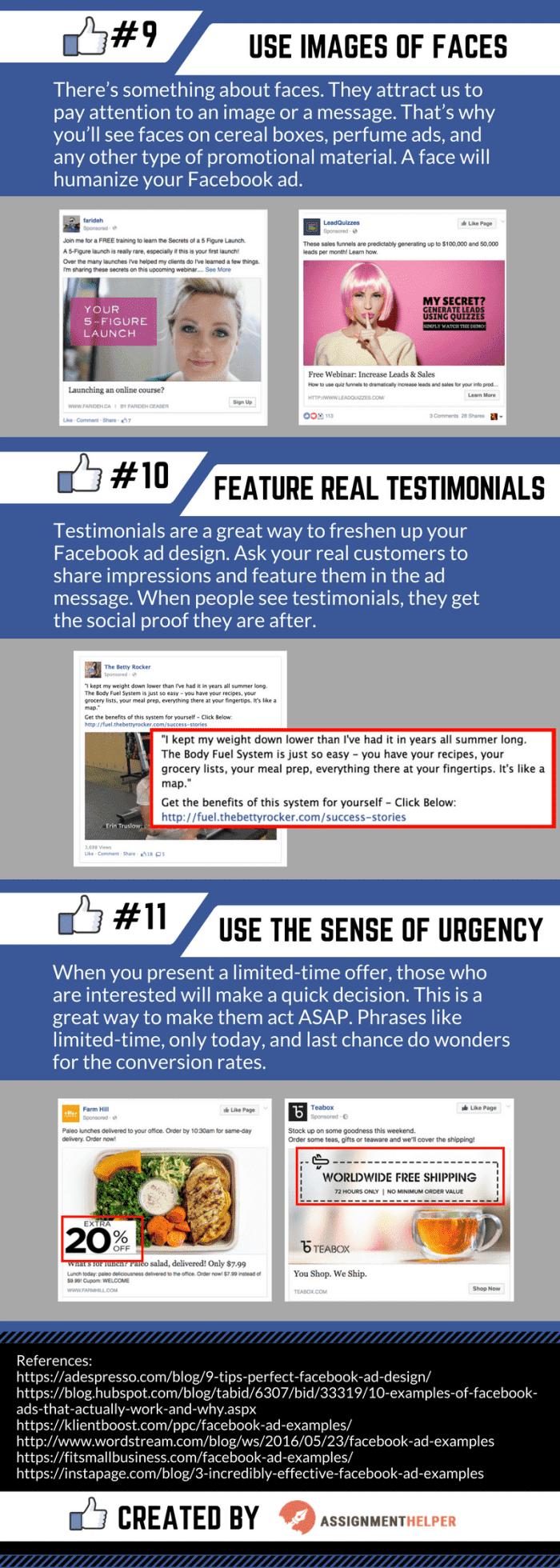 Create Facebook Ad Designs