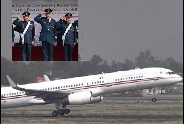 Ejército comprará nuevo avión que nos costará 1,450 mdp.