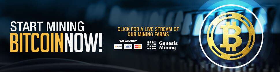 Start Bitcoin Mining Today! Largest Cloud Bitcoin Mining Company | Genesis Mining