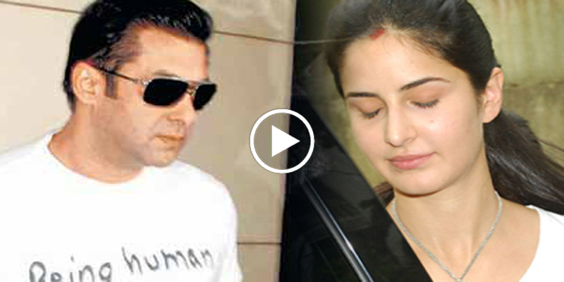 Salman khan and katrina sexy video