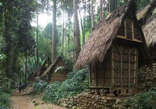 Desa Baduy, Lebak, Banten