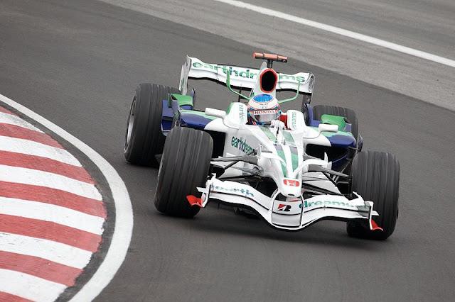 Gambar Mobil Balap F1 Honda 02