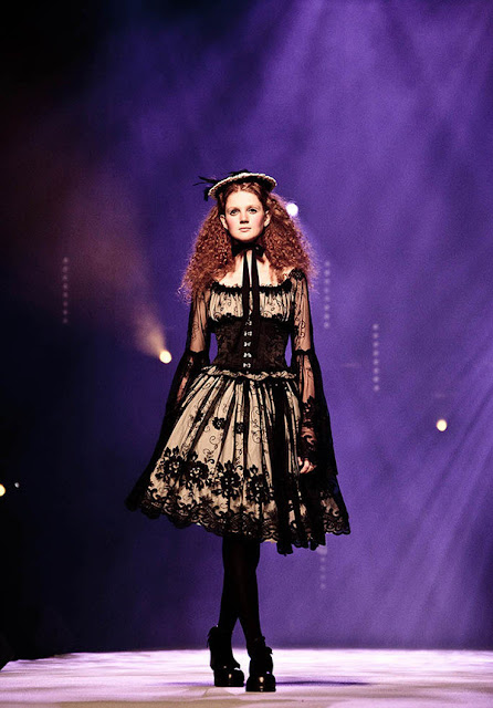 DevilInspired Lolita Clothing: Introduction Of Gothic