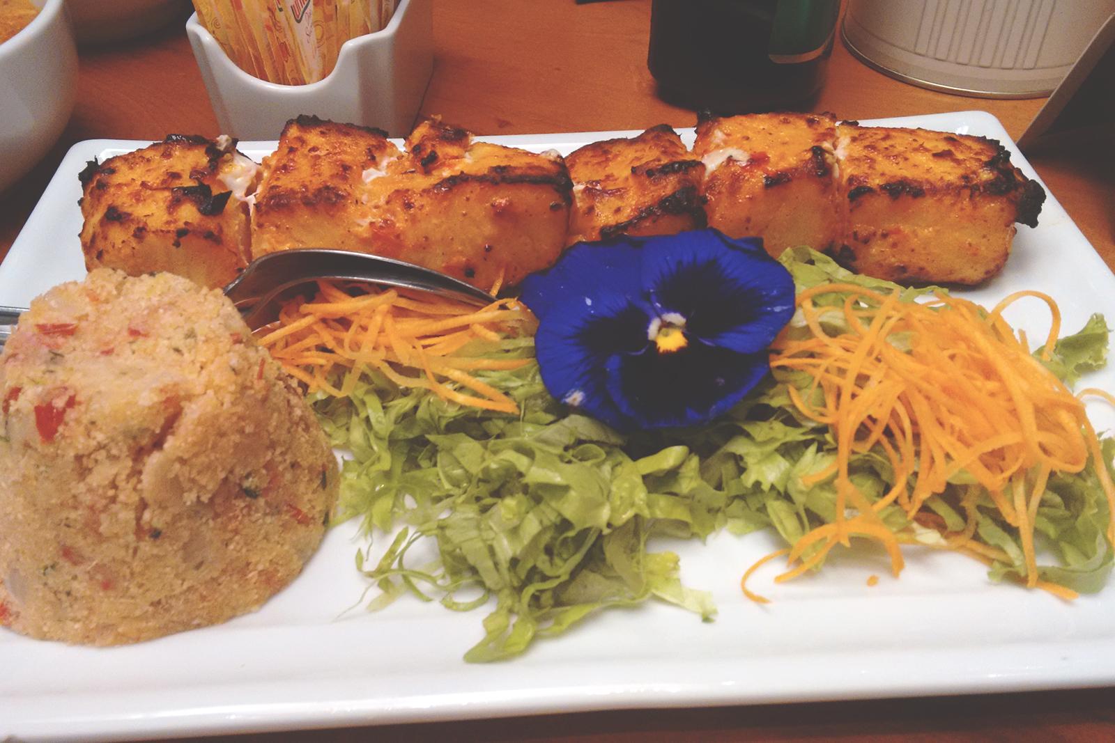 prato pintado espeto restaurante jangada campinas
