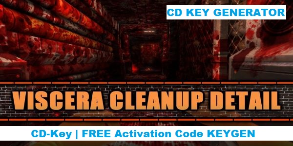 Viscera Cleanup Detail free steam code