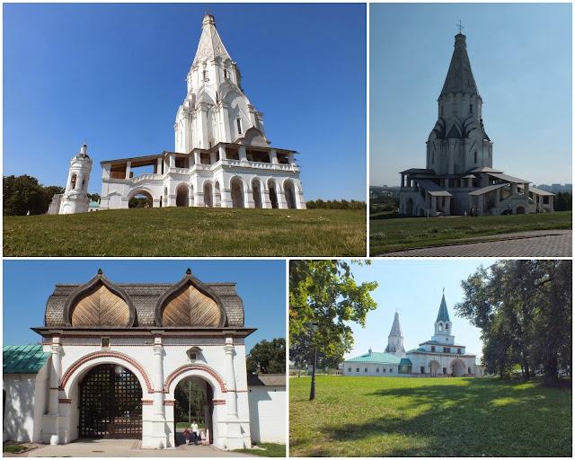 Iglesia de la Ascensión en Moscú