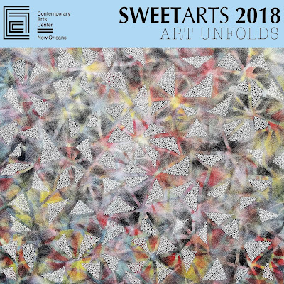 CACNO Sweet Arts 2018 Auction
