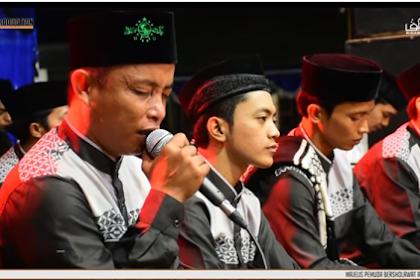 Lirik Derai AIR MATA PALESTINA Vocal Mat Tumbuk Majlis Pemuda Bersholawat At Taufiq