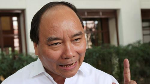 Đơn Tố cáo Phó Thủ tướng Nguyễn Xuân Phúc của tập thể cán bộ Văn phòng Chính phủ