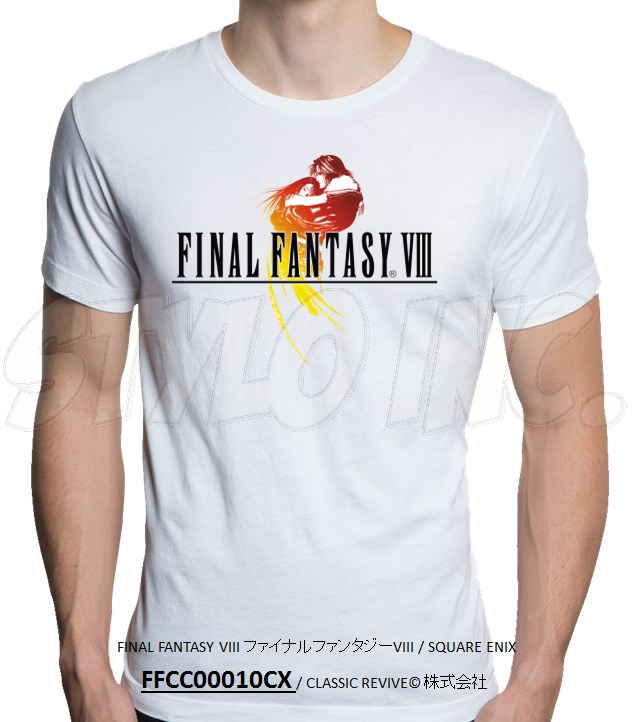 FFCC0010CX FINAL FANTASY VIII