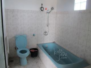 Duta Karimun kamar VIP toilet