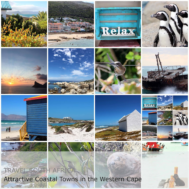 Travel South Africa – Attractive Coastal Towns in the Western Cape