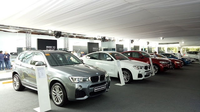 BMW Cars at BMW XPO 2017 | Benteuno.com