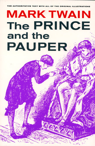 A critical review of the prince and the pauper by mark twain