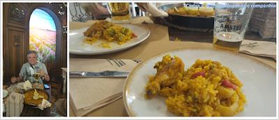 Madrid; Viagem Europa; Turismo na Espanha; Restaurante e cafeteria La Rollerie;