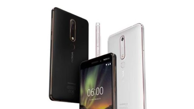 Nokia 6.1 Gets a cut in Asian nation previous Next Week's Nokia six.1 and Launch