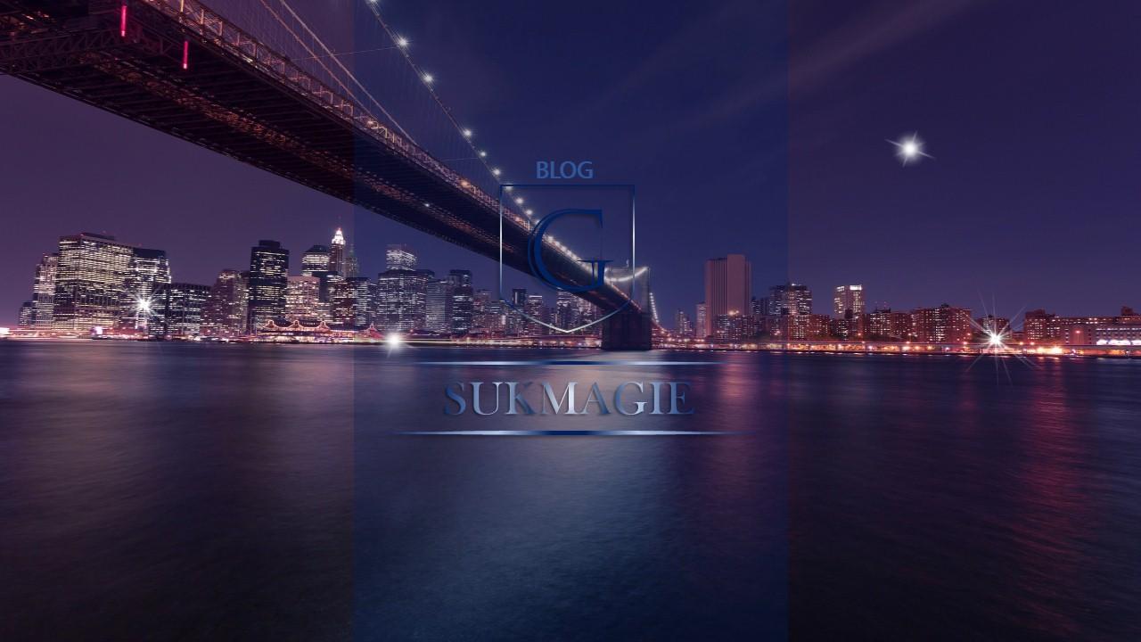 Blog Sukmagie