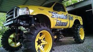 F250 Diesel Mega Truck For Sale
