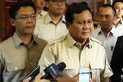 Prabowo Subianto Kembali Jabat Ketua Umum Partai Gerindra