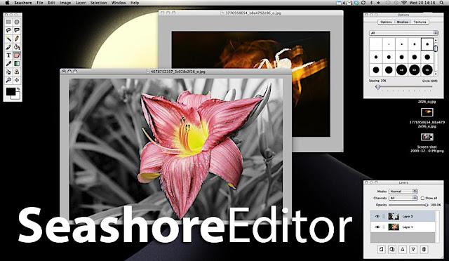 Seashore Editor