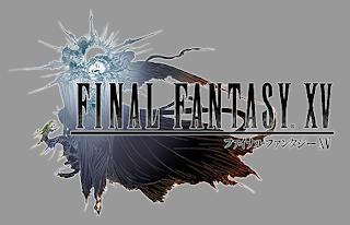 Logo de Final Fantasy XV, 2016