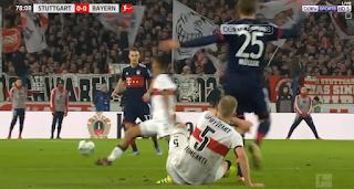 فيديو : بايرن ميونخ يفوز على شتوتجارت بهدف نظيف السبت 16-12-2017 فى الدوري الالماني