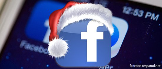 navideños para Facebook Messenger