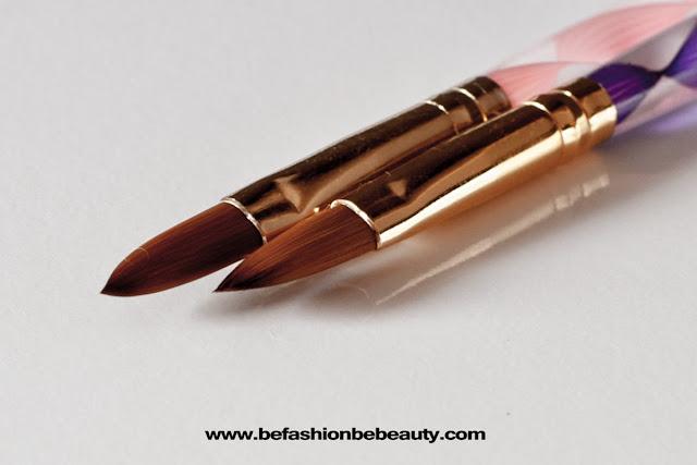 Uñas acrílicas. Review + tutorial. Be fashion. Be beauty.
