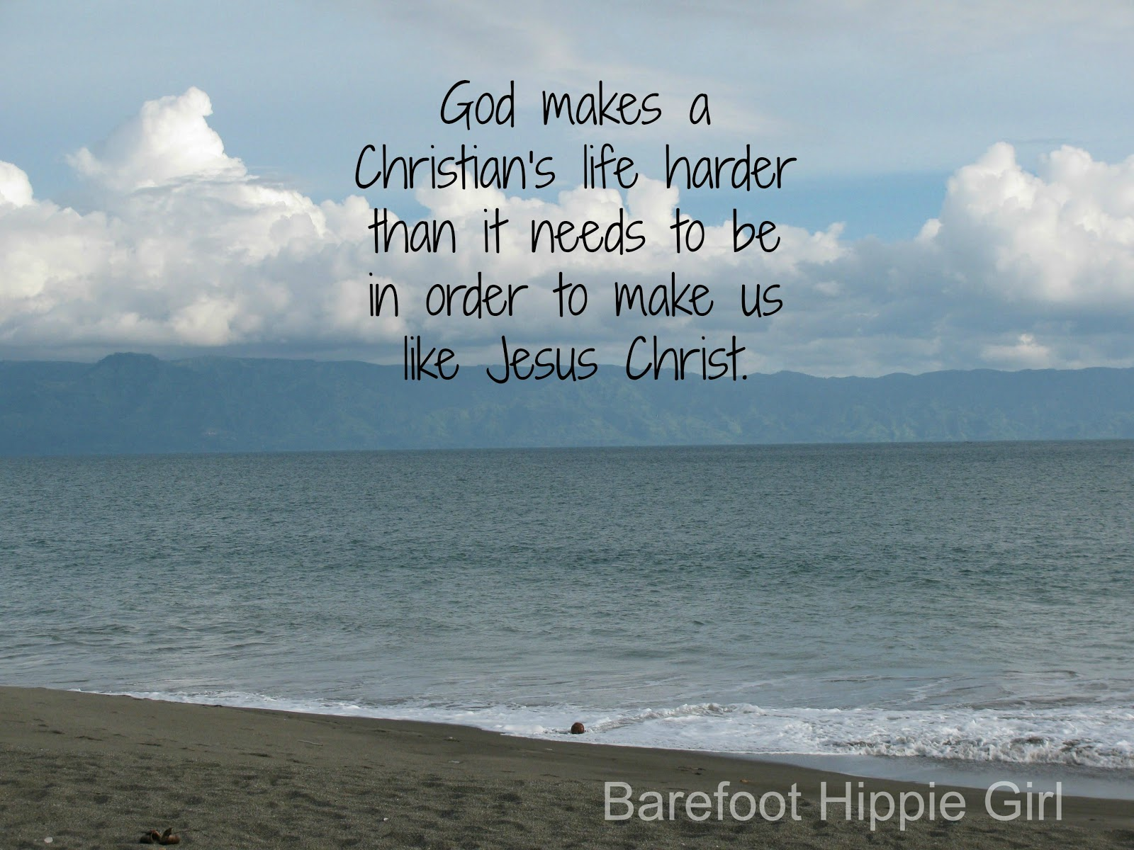 Quotes About Trial In Life: Barefoot Hippie Girl: 10 Purposes For Life's Trials