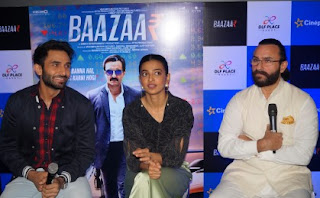 Saif Ali playing a Gujurati businessman in upcoming movie Baazaar; Story, Cast and releasing date