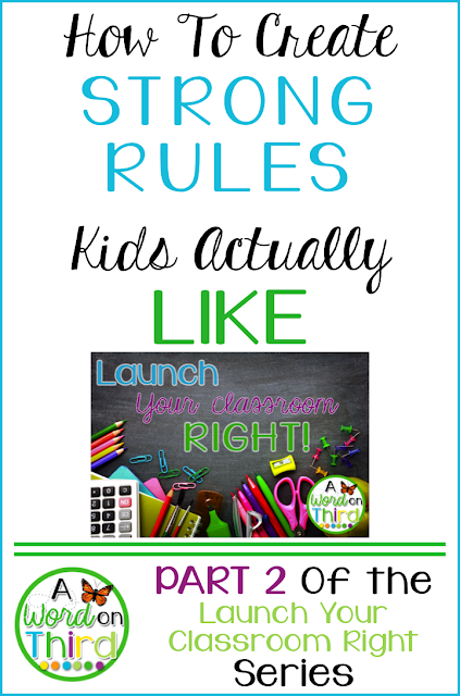 How To Create Strong Rules Kids Actually Like by A Word On Third