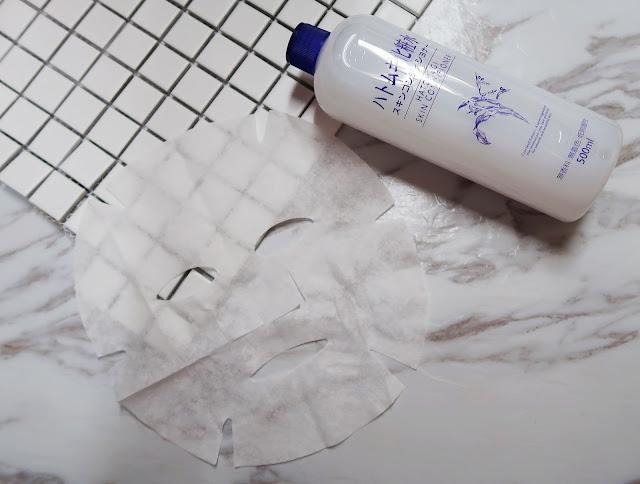 【♥ i-mju ♥】日本薏仁化妝水。為轉季做好補濕鎖水準備