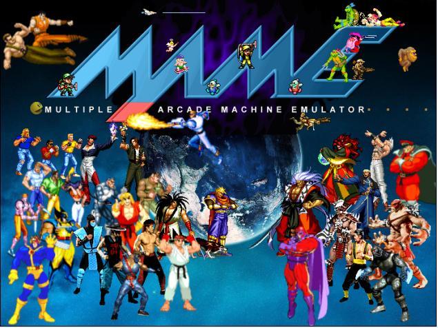 Full Juegosve Emulador M A M E 1 Link Mega Pc