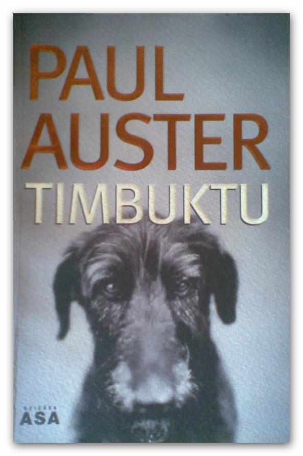 Blog de la revista Lecturas Tu Red: Tombuctú, de Paul Auster