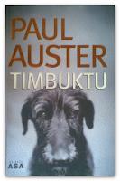 Resultado de imagen para PAUL AUSTER tombuctu