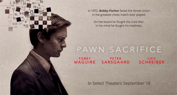 Póster: Pawn Sacrifice