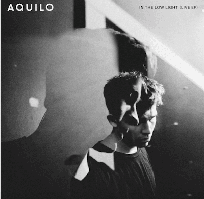 Aquilo- 'In The Low Light' Live EP Artwork