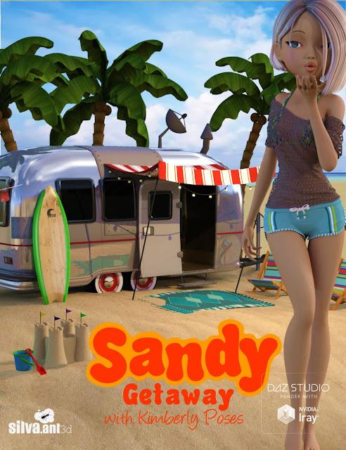 Sandy Getaway