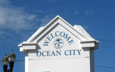 Welcome to Ocean City in New Jersey
