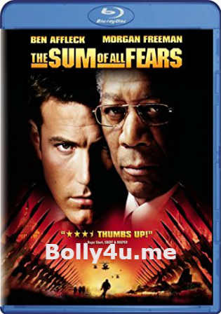 The Sum of All Fears 2002 BRRip 350MB Hindi Dual Audio 480p ESub Watch Online Full Movie Download bolly4u