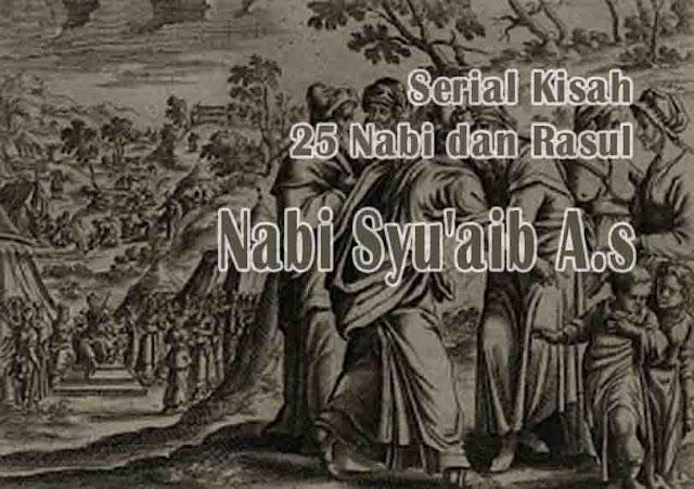 Nabi Syu'aib as