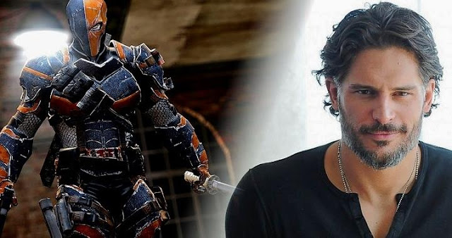 Joe Manganiello será Deathstroke en The Batman