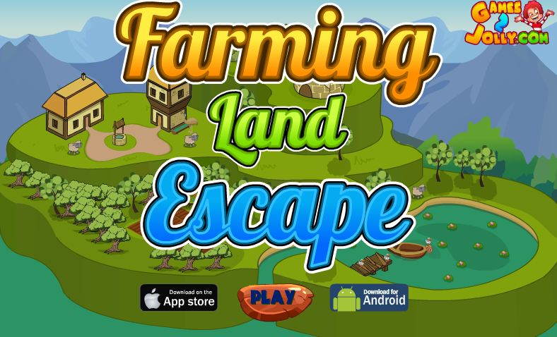 Farming Land Escape Walkthrough