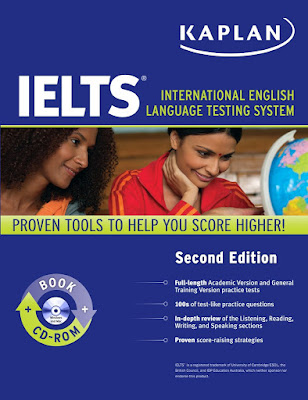 Kaplan IELTS Second (2nd) Edition