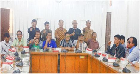 DPRD Padang Perhatikan Hak-hak Penyandang Disabilitas