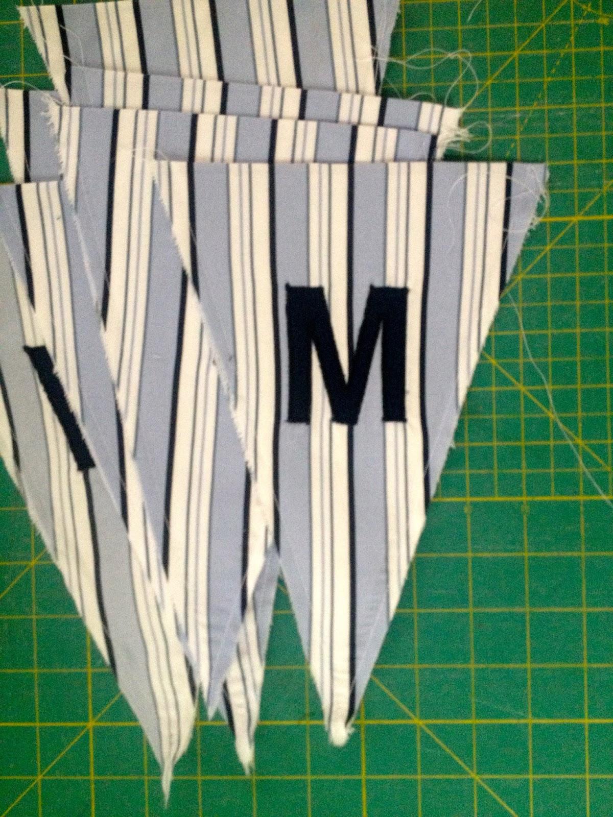 top stitch triangle closed