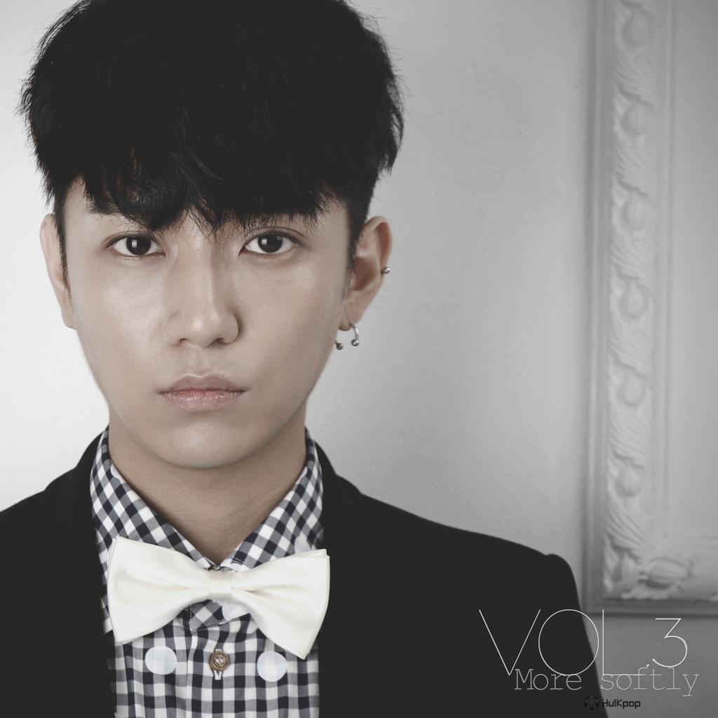 Kim Woo Joo – Vol.3 More Softly