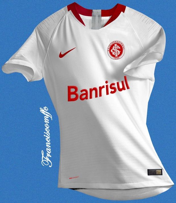 5cac15d984 E se fosse assim - Sport Club Internacional (RS) - Show de Camisas