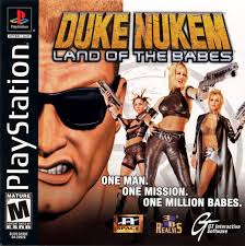 Duke Nukem - Land of the Babes - PS1 - ISOs Download