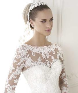 modelo de vestido de noiva com tule - dicas e fotos
